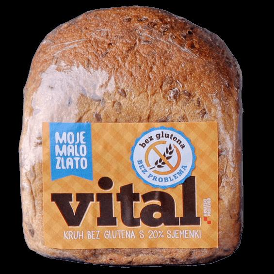 Bezglutenski kruh Vital