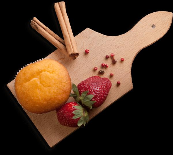 Bezglutenski Muffin od vanilije